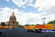 Formel E live: Paris-Rennen im TV und Livestream