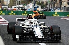 Formel 1 Baku: Leclerc holt bestes Sauber-Ergebnis seit Jahren