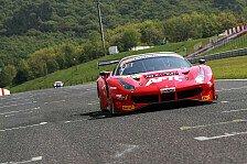 Asch und Ludwig: Meister-Dreamteam im Ferrari wiedervereint