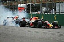 Formel 1 heute vor 3 Jahren: Ricciardo in Red Bulls Shitshow
