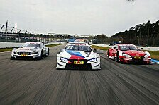 DTM 2018: Alle Fahrer von Audi, BMW und Mercedes - Statistik