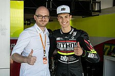 Moto2-Debüt: Das erwartet Lukas Tulovic in Jerez