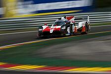 WEC, Qualifying Spa: Strafe für Toyota #7, Alonso erbt Pole