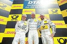 DTM - Mercedes feiert Paffett-Sieg: Die Kritiker Lügen gestraft