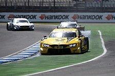 DTM: Hockenheim-Spezialist Glock auf Pole - BMW-Rookie glänzt