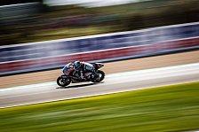 Marcel Schrötter bei Moto2-Aufholjagd in Jerez an Schmerzgrenze