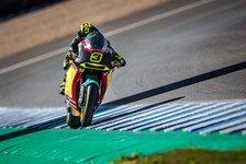 Moto2: So lief das erste Moto2-Wochenende von Lukas Tulovic