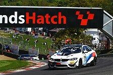 Top-10-Platzierung für Dennis Marschall in Brands Hatch