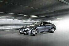 Mercedes-AMG bietet GT 63S zur Markteinführung als Edition 1 an