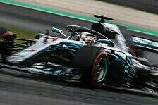 Mercedes wehrt sich gegen Ferrari-Verdacht: Pirelli-Hilfe Müll
