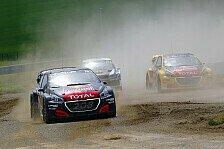 Peugeot steigt aus der WRX aus