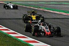 Formel 1, Magnussen schwärmt vor Monaco: Haben Gegner dominiert
