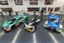 DTM und Formel E: 12 Rennen in nur 23 Tagen für Audi-Fahrer