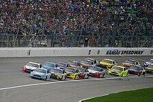 NASCAR startet Nachwuchs-eSport-Serie bei iRacing