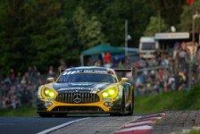 24h Nürburgring Quali: Mercedes-Duo nach Unfall im Krankenhaus