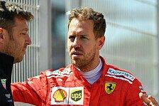 Formel 1, Vettel zweifelt an F1-Regeln 2019: komisch & unnötig
