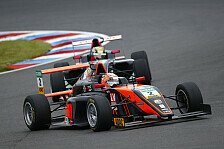 ADAC Formel 4 2018: Rennwochenende auf dem Lausitzring - Bilder