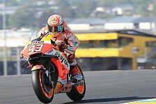 MotoGP - Honda eliminiert in Le Mans letzte große Schwachstelle