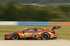 DTM: Lausitzring-Crack Auer entreißt BMW-Rookie Eng die Pole
