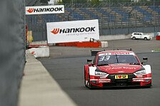 DTM - Video: DTM Norisring 2018: Unfall-Video von Rene Rast im Qualifying