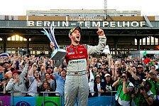 Formel E - Video: Audi verabschiedet sich in Berlin von der Formel E