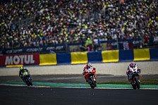 MotoGP Le Mans 2018 Analyse: Kunden-Ducati schlägt Werks-Bike