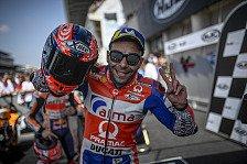 Gigi Dall'Igna nach Le Mans: Petrucci verdient Werks-Ducati