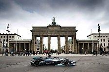 Formel E 2019: Berlin-Rennen könnte wegen Bern verlegt werden