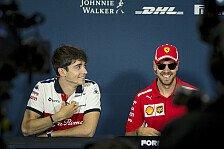 F1, Ferrari: Italiener verkünden Leclerc 2019 für Räikkönen