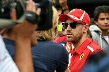 Formel 1 Budapest: Vettel & Ferrari sagen Medientermine ab
