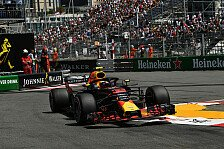 Formel 1 Monaco, 250. Red Bull Jubiläum: Highlights & Aufreger
