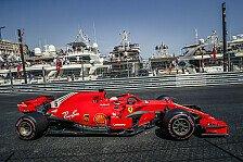 Formel 1 Monaco 2019: Ferrari maximal aggressiv bei Reifenwahl