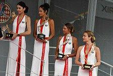 Formel 1: Die schönsten Promis und Grid Girls beim Monaco GP