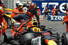 Villeneuve: Verstappen einfach schlechter als Ricciardo