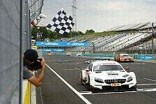 DTM Budapest: Mercedes wehrt sich gegen Stallorder-Vorwurf