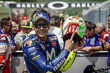 MotoGP: Siegt Valentino Rossi noch einmal in Mugello?
