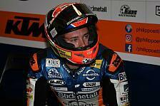 Philipp Öttl: Moto2-Vertrag kompensiert Frust-Rennen nicht