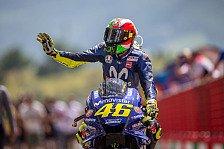 Valentino Rossi: Yamaha für MotoGP-Titel nicht schnell genug