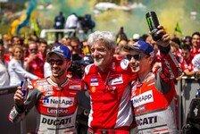 MotoGP Top 5: Sieger auf zwei Marken