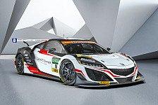 ADAC GT Masters: Honda Team Schubert erstmals mit zwei NSX GT3