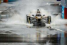 Wetter Zürich: Formel E droht 1. Regen-Rennen der Geschichte