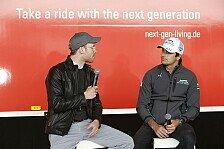 Formel E - In den Fußstapfen der Väter: Piquet trifft Viessmann