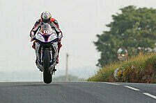 Bikes - Video: Isle of Man TT: Peter Hickmans Rekordrunde in der Onboard