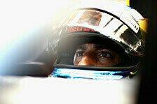 Formel 1, Villeneuve sieht Krise bei Ricciardo: Es geht bergab