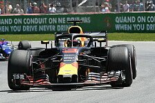 Formel 1, Ricciardo plant den Verstappen: Attacke am Start