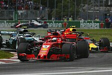 Formel 1: Ferrari, Mercedes, Red Bull im Triple-Header-Check