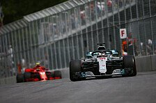 Formel 1 Kanada - Reifenwahl: Mercedes aggressiver als Ferrari