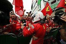 Sebastian Vettel feiert 250. F1-Rennen: Alle 53 Formel-1-Siege