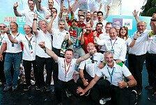 Formel E 2018: Audis verrückte Aufholjagd bis zur Meisterschaft