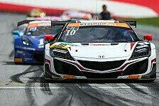 Ereignisreiche Premiere für Honda Team Schubert Motorsport